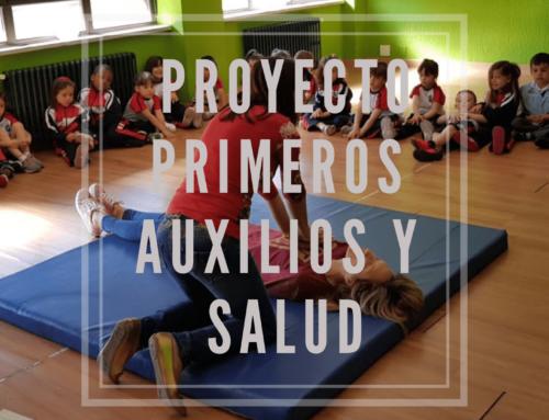 PROYECTO PRIMEROS AUXILIOS Y SALUD
